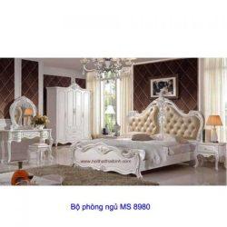 Bộ phòng ngủ cao cấp MS 8980 giá bộ : 37.000.000