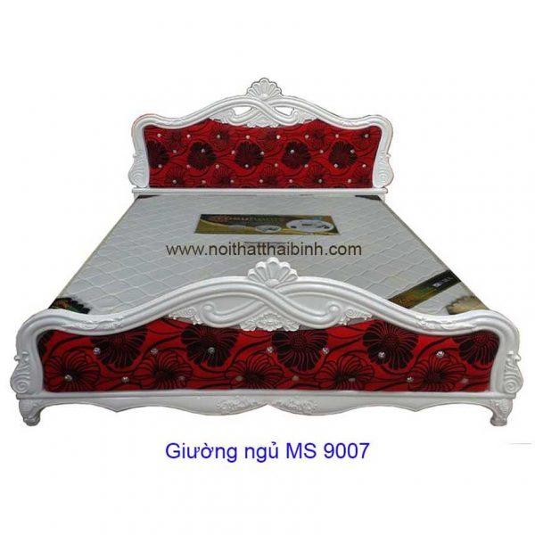Giường ngủ cao cấp hiện đại