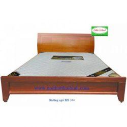 giường ngủ giá rẻ MS 374