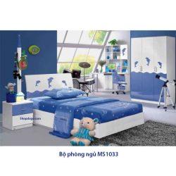 bộ giường tủ phòng ngủ trẻ em