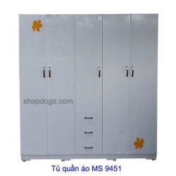 Tủ quần áo đẹp MS 9451