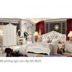 Bộ phòng ngủ cao cấp MS 8826 giá bộ : 32.900.000
