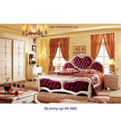 Bộ phòng ngủ cao cấp 8982