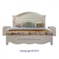 Giường ngủ cao cấp MS 8974 giá 1m6 : 6.500.000