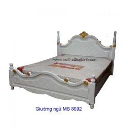 Giường ngủ cao cấp  MS 8992 giá 1m6 : 7.500.000