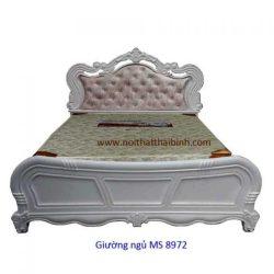 Giường ngủ cao cấp MS 8972 giá 1m8 : 12.500.000