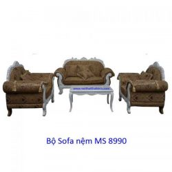 Bộ sofa nệm cao cấp MS 8990 giá : 39.500.000