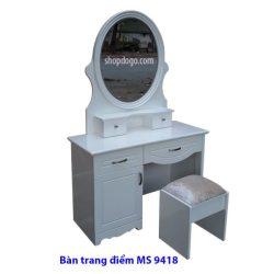 Bàn trang điểm MS 9418