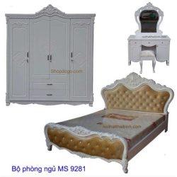 Bộ phòng ngủ hiện đại MS 9281