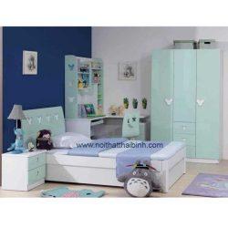 Bộ phòng ngủ trẻ em giá rẻ