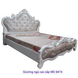 Giường ngủ cao cấp giá rẻ