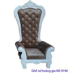 Ghế Nữ Hoàng Gia