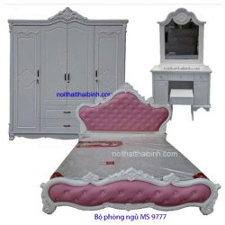 Bộ nội thất phòng ngủ đẹp