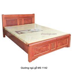 Giường ngủ gỗ gội