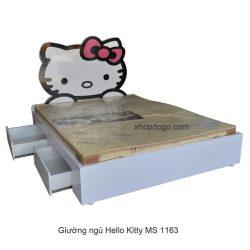 Giường ngủ Hello kitty