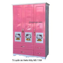 Tủ quần áo Hello Kitty