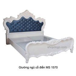 Giường ngủ cổ điển giá rẻ