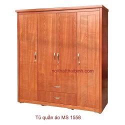 Báo giá tủ quần áo gỗ công nghiệp